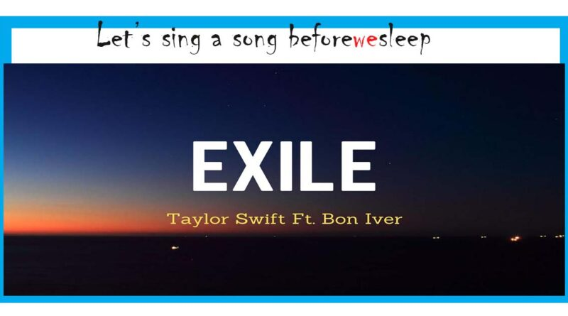 exile mp3 download