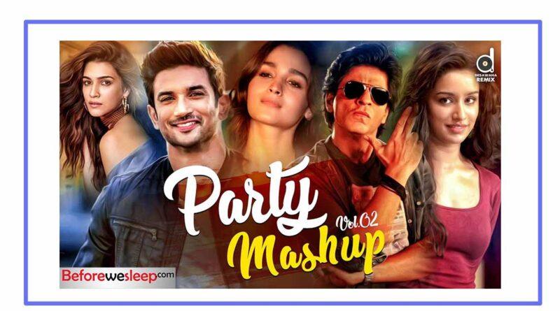 Party mashup vol.02 mp3