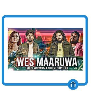 wes maaruwa mp3 download